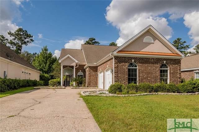 12 Lazy Hammock Court, Savannah, GA 31419 (MLS #248469) :: Heather Murphy Real Estate Group