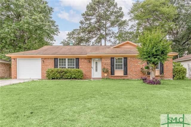 109 Westminister Drive, Savannah, GA 31419 (MLS #248472) :: McIntosh Realty Team