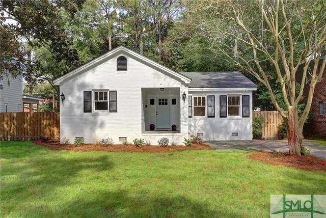 4 E 66th Street, Savannah, GA 31405 (MLS #248473) :: Coastal Savannah Homes