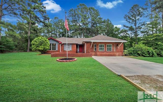 95 Seabrook Lane, Midway, GA 31320 (MLS #248474) :: Coastal Savannah Homes