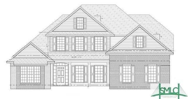 809 Teal Lane, Glennville, GA 30427 (MLS #248480) :: Luxe Real Estate Services