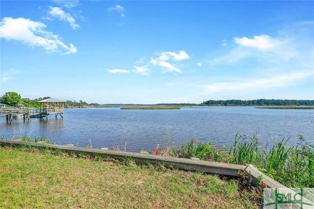00 River Road, Midway, GA 31320 (MLS #248481) :: Coastal Savannah Homes