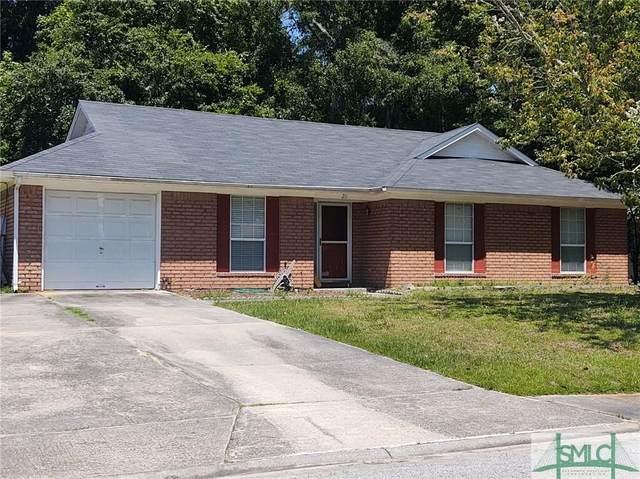 211 Bordeaux Lane, Savannah, GA 31419 (MLS #248487) :: Keller Williams Coastal Area Partners
