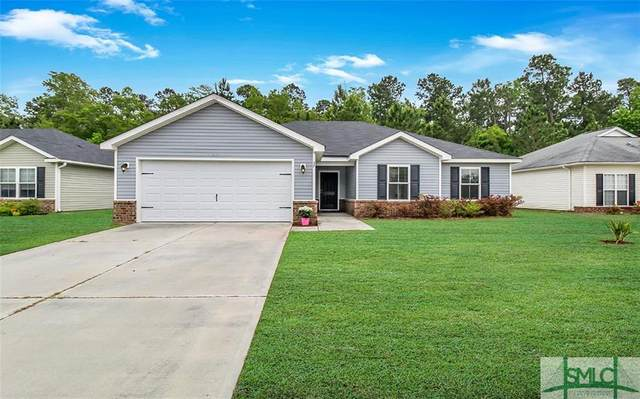 37 Hartland Court, Savannah, GA 31407 (MLS #248495) :: The Sheila Doney Team