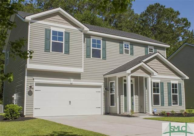 38 Cockle Shell Road, Savannah, GA 31419 (MLS #248497) :: Team Kristin Brown | Keller Williams Coastal Area Partners