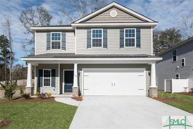 230 James Drive, Richmond Hill, GA 31324 (MLS #248498) :: The Arlow Real Estate Group