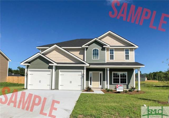 75 Anna Way SE, Ludowici, GA 31316 (MLS #248509) :: The Sheila Doney Team