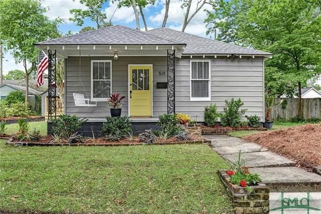 511 Vinson Avenue, Savannah, GA 31404 (MLS #248518) :: Keller Williams Realty-CAP