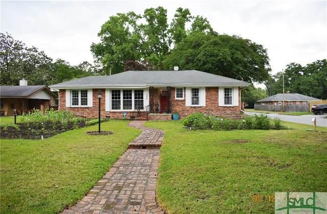 244 E 64th Street, Savannah, GA 31405 (MLS #248522) :: The Arlow Real Estate Group