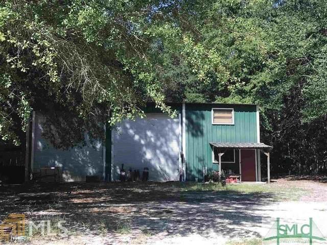 1 Sandy Ride Drive, Millen, GA 30442 (MLS #248527) :: The Arlow Real Estate Group