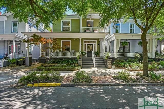 21 E 38th Street, Savannah, GA 31401 (MLS #248548) :: McIntosh Realty Team
