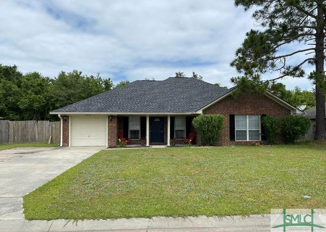 2356 Rowe Street, Hinesville, GA 31313 (MLS #248556) :: Coastal Savannah Homes