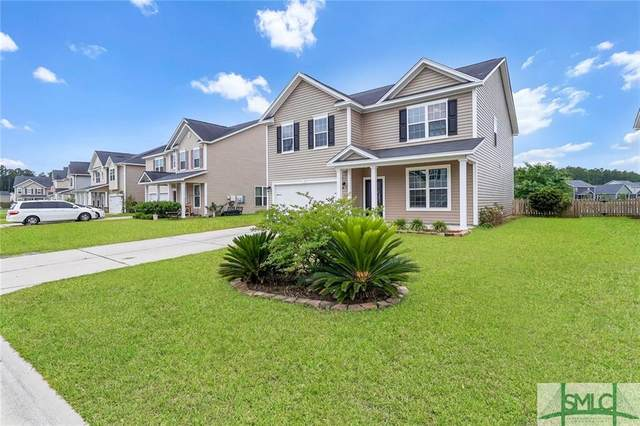 511 Viceroy Drive, Pooler, GA 31322 (MLS #248557) :: The Hilliard Group