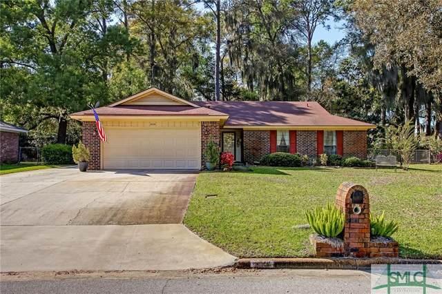 8539 Heatherwood Drive, Savannah, GA 31406 (MLS #248558) :: The Hilliard Group