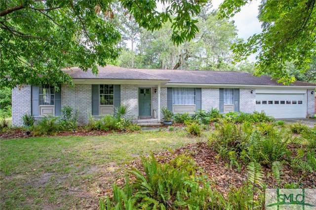 109 Hampshire Road, Savannah, GA 31410 (MLS #248565) :: The Arlow Real Estate Group