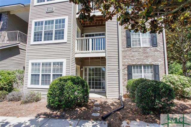 12300 Apache Avenue #214, Savannah, GA 31419 (MLS #248567) :: RE/MAX All American Realty