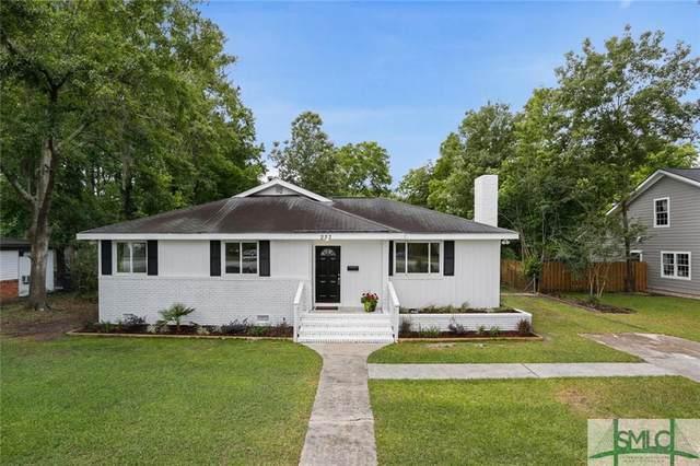223 E Derenne Avenue, Savannah, GA 31405 (MLS #248569) :: McIntosh Realty Team