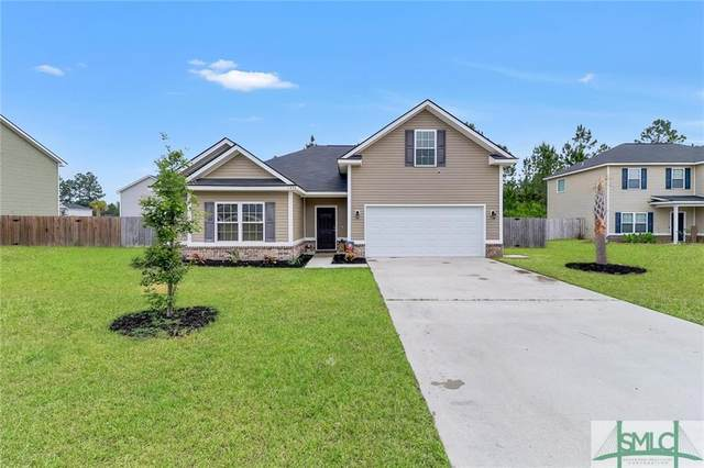 1436 Evergreen Trail, Hinesville, GA 31313 (MLS #248571) :: Luxe Real Estate Services