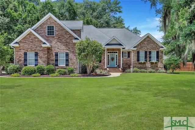 444 Victors Court, Richmond Hill, GA 31324 (MLS #248575) :: Luxe Real Estate Services