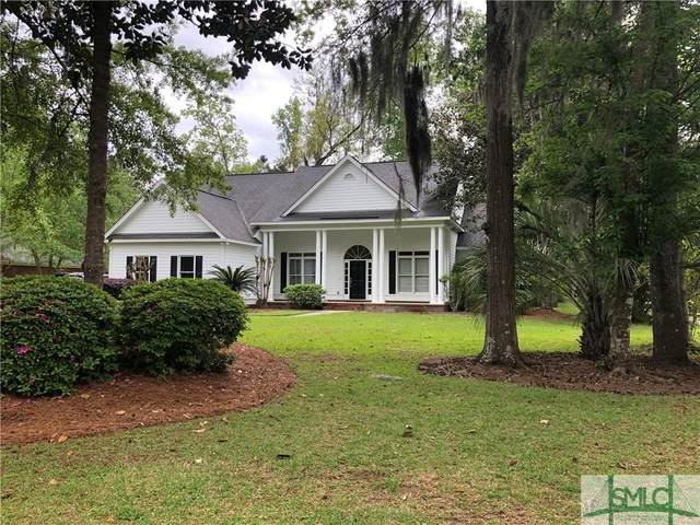 47 Myrtlewood Drive, Savannah, GA 31405 (MLS #248577) :: Coastal Savannah Homes