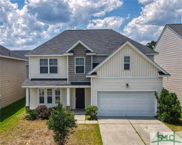 26 Amber Drive, Port Wentworth, GA 31407 (MLS #248579) :: The Arlow Real Estate Group