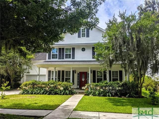 6 Oakhaven Lane, Savannah, GA 31419 (MLS #248582) :: The Hilliard Group