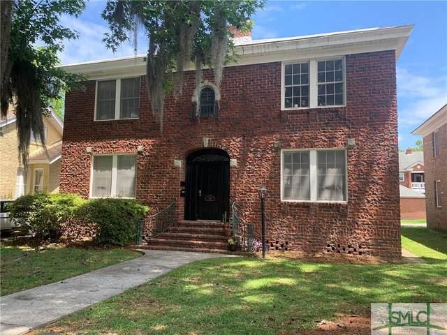 734 E 45 Street #2, Savannah, GA 31401 (MLS #248586) :: McIntosh Realty Team