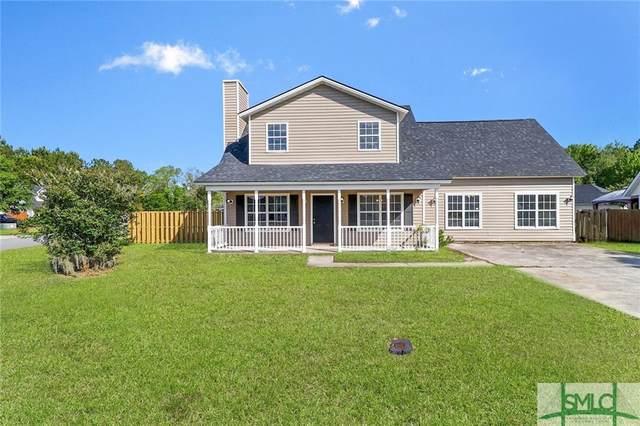 133 Berwick Lakes Boulevard, Pooler, GA 31322 (MLS #248597) :: The Arlow Real Estate Group
