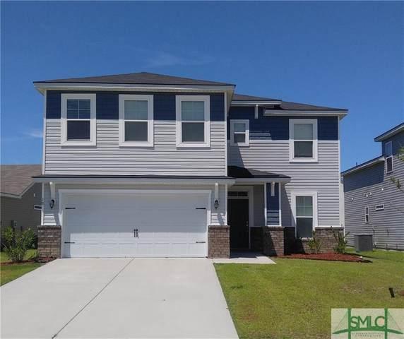 10 Invierno Lake Drive, Savannah, GA 31407 (MLS #248599) :: The Hilliard Group