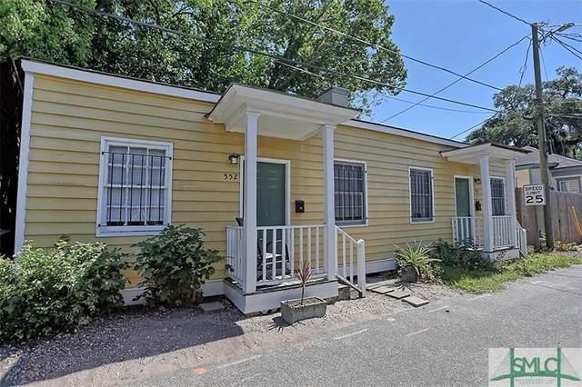 554 E Macon Street, Savannah, GA 31401 (MLS #248600) :: The Hilliard Group