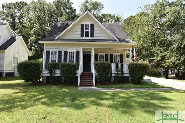 267 Landing Way, Richmond Hill, GA 31324 (MLS #248611) :: Keller Williams Realty-CAP