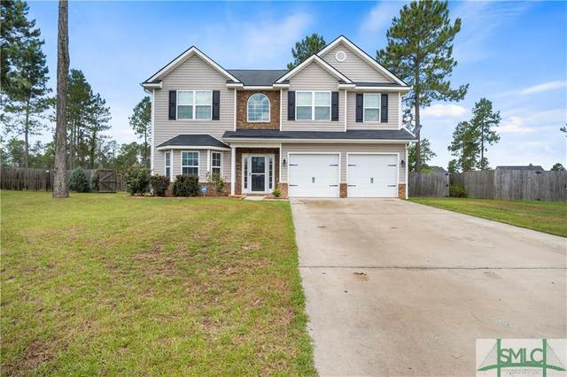 78 Archie Way NE, Ludowici, GA 31316 (MLS #248623) :: Coldwell Banker Access Realty