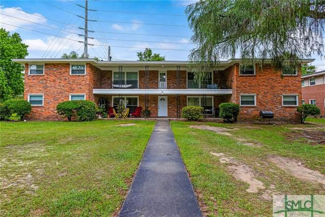 48 Thackery Place, Savannah, GA 31405 (MLS #248624) :: The Hilliard Group