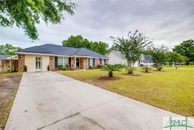 115 Crossing Circle, Rincon, GA 31326 (MLS #248625) :: Luxe Real Estate Services