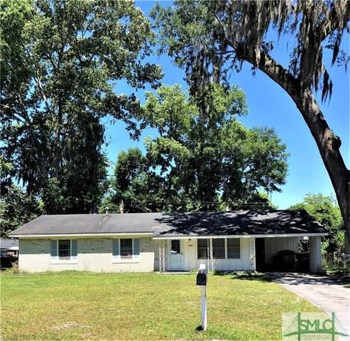 12411 Northwood Road, Savannah, GA 31419 (MLS #248626) :: Luxe Real Estate Services