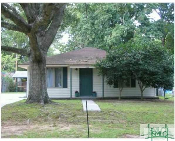 2130 Brogdon Street, Savannah, GA 31406 (MLS #248631) :: Keller Williams Realty-CAP