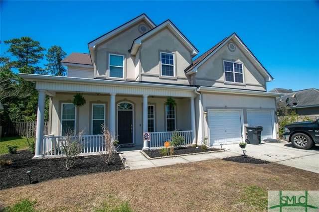 825 Granite Lane, Savannah, GA 31419 (MLS #248632) :: The Hilliard Group