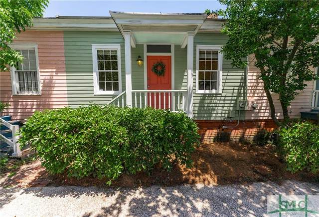 524 E Charlton Street, Savannah, GA 31401 (MLS #248633) :: The Arlow Real Estate Group
