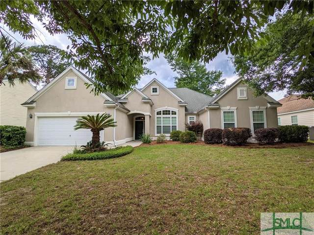 4 Amarella Lane, Savannah, GA 31419 (MLS #248634) :: The Arlow Real Estate Group