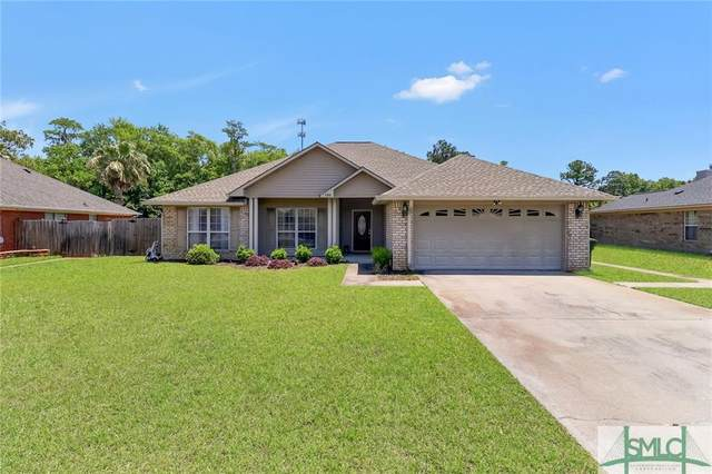 185 Wayfair Lane, Hinesville, GA 31313 (MLS #248635) :: The Arlow Real Estate Group