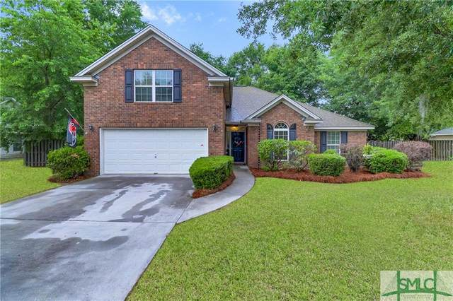 512 Cobblestone Circle, Bloomingdale, GA 31302 (MLS #248637) :: The Arlow Real Estate Group