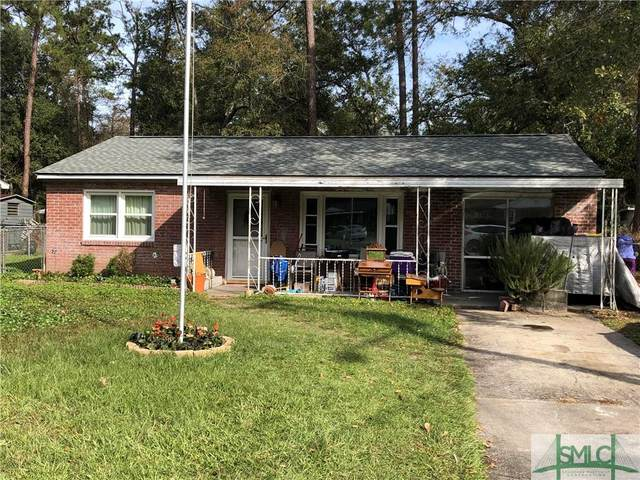 513 Fraser Drive, Hinesville, GA 31313 (MLS #248638) :: The Arlow Real Estate Group
