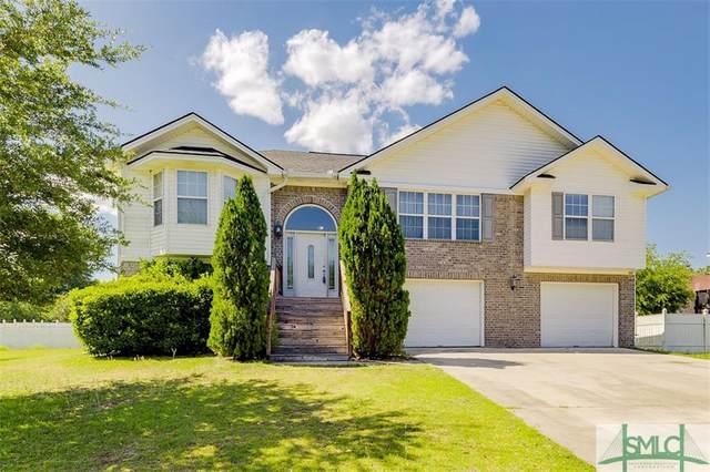 123 Ridgewood Circle, Rincon, GA 31326 (MLS #248642) :: Keller Williams Realty-CAP
