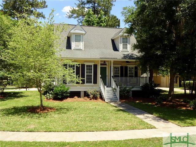 126 Cottage Court, Richmond Hill, GA 31324 (MLS #248646) :: The Arlow Real Estate Group