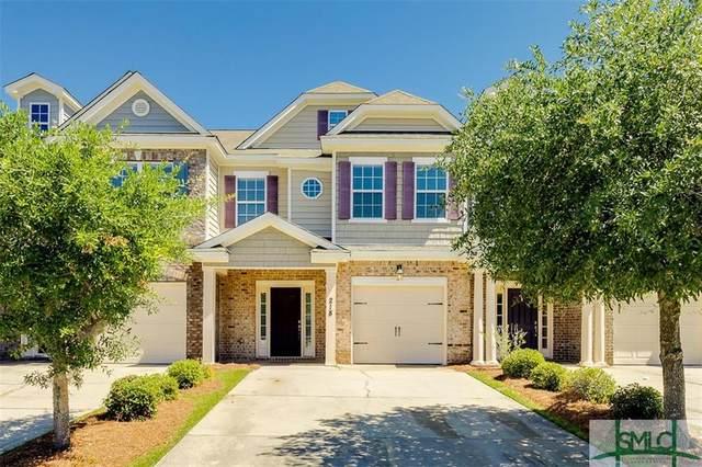 218 Durham Park Way, Pooler, GA 31322 (MLS #248650) :: The Arlow Real Estate Group