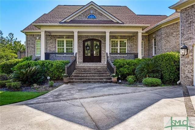 25 Cedar View Drive, Savannah, GA 31410 (MLS #248651) :: The Arlow Real Estate Group