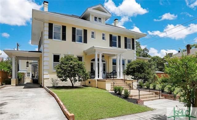 138 E 45th Street, Savannah, GA 31405 (MLS #248657) :: Keller Williams Coastal Area Partners