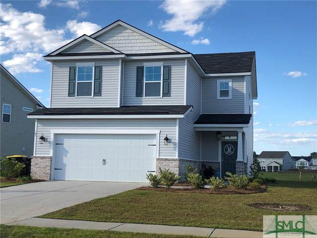 165 Greyfield Circle, Savannah, GA 31407 (MLS #248659) :: Luxe Real Estate Services