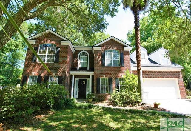131 Mary Musgrove Drive, Savannah, GA 31410 (MLS #248662) :: The Arlow Real Estate Group