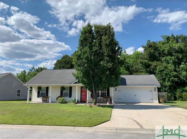 114 Quarterhorse Drive, Guyton, GA 31312 (MLS #248671) :: Keller Williams Coastal Area Partners